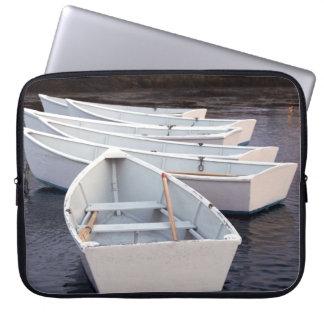 Rowboats Laptop Computer Sleeves