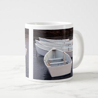 Rowboats 20 Oz Large Ceramic Coffee Mug