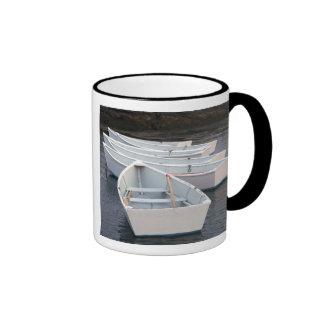 Rowboats Ringer Coffee Mug