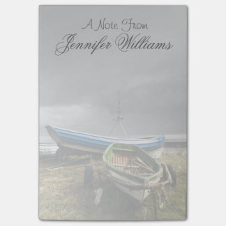 Rowboats On The Shore | England Post-it® Notes