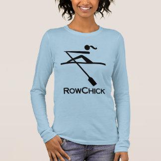 RowChick Logo Long Sleeve T-Shirt