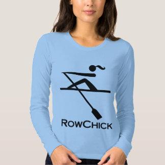 RowChick Logo Tshirts