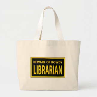 Rowdy Librarian Bag