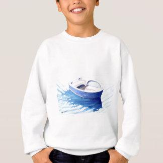 Rowing boat sweatshirt