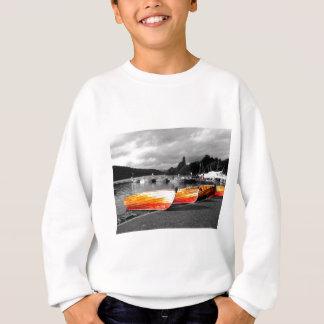 Rowing Boats.JPG Sweatshirt