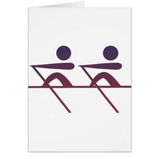 Rowing Card