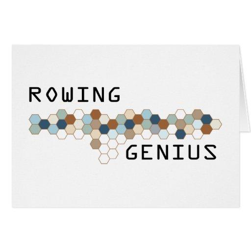 Rowing Genius Cards