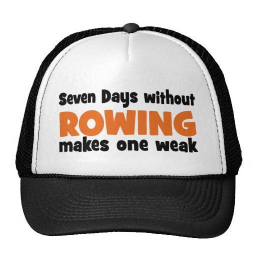 rowing hats