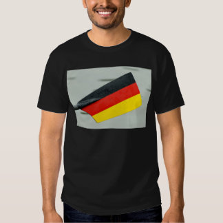Rowing oar with German flag Shirts