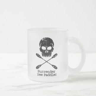 Rowing Pirate Mugs