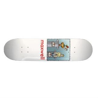 rowing-skateboarding maxwell skate deck