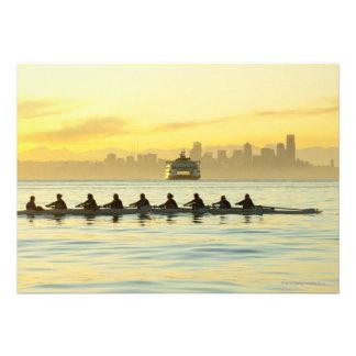 Rowing Team 2 Custom Announcement