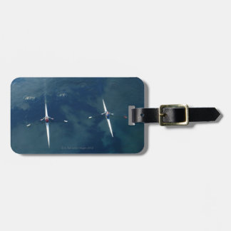Rowing Team Luggage Tag