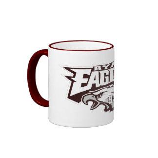 Rowlett Youth Athletic Association Ryaa Eagles Ringer Mug