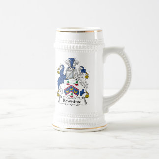 Rowntree Family Crest Beer Stein
