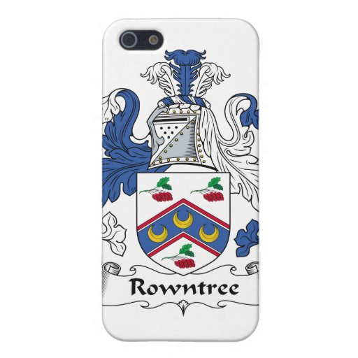 Rowntree Family Crest Case For iPhone 5