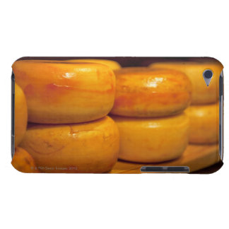 rows of colourful yellow Edam cheeses lined up iPod Touch Cases