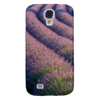 Rows of lavender in Provence Galaxy S4 Case