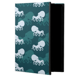 Rows Of Octopus Pattern Case For iPad Air