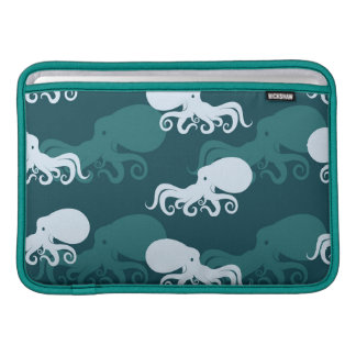 Rows Of Octopus Pattern MacBook Air Sleeve