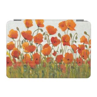 Rows of Poppies I iPad Mini Cover