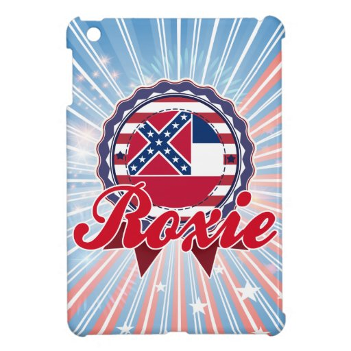 Roxie, MS Cover For The iPad Mini