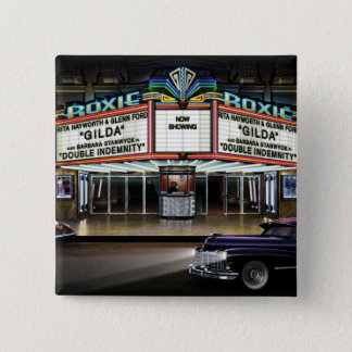 Roxie Picture Show 2 15 Cm Square Badge