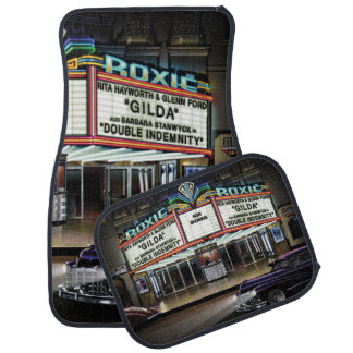 Roxie Picture Show 2 Car Mat