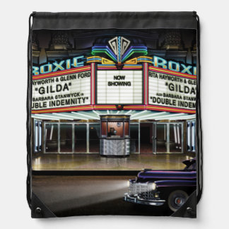 Roxie Picture Show 2 Drawstring Bag
