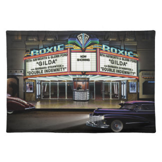 Roxie Picture Show 2 Placemat