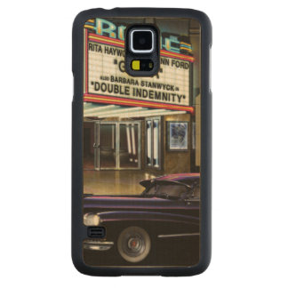 Roxie Picture Show Carved Maple Galaxy S5 Case