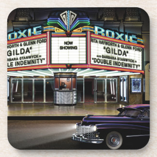 Roxie Picture Show Drink Coaster