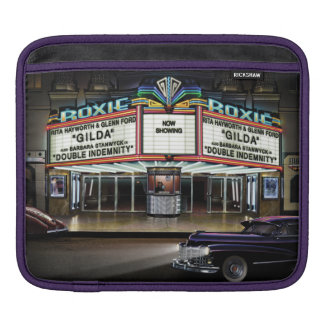 Roxie Picture Show iPad Sleeve
