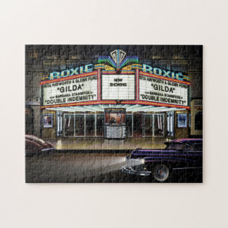 Roxie Picture Show Jigsaw Puzzle