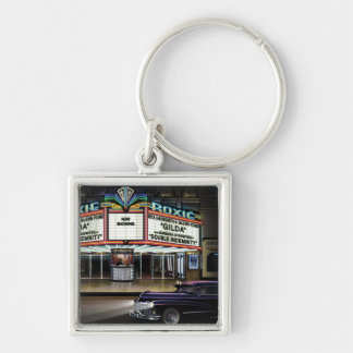 Roxie Picture Show Key Ring
