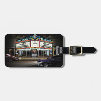 Roxie Picture Show Luggage Tag