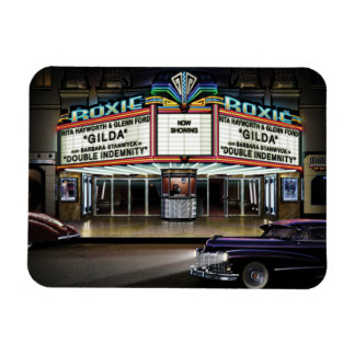 Roxie Picture Show Magnet