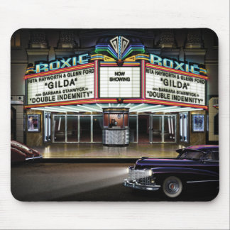 Roxie Picture Show Mouse Mat