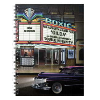 Roxie Picture Show Notebooks