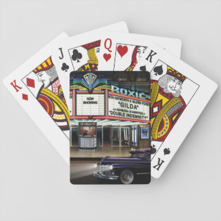 Roxie Picture Show Playing Cards