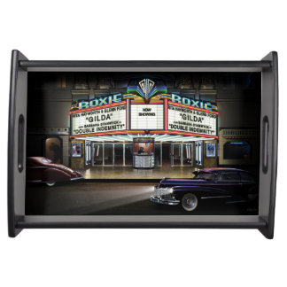 Roxie Picture Show Serving Tray