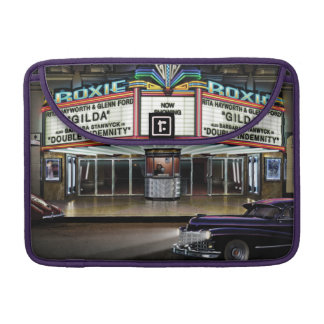 Roxie Picture Show Sleeve For MacBook Pro
