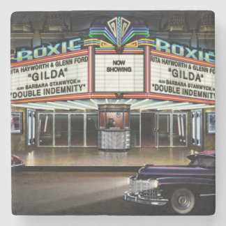 Roxie Picture Show Stone Coaster