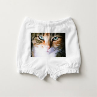 Roxie the cat nappy cover