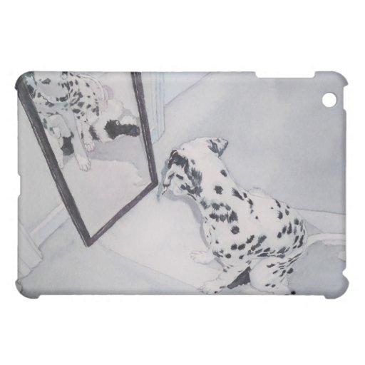 Roxie the Dalmatian Cover For The iPad Mini