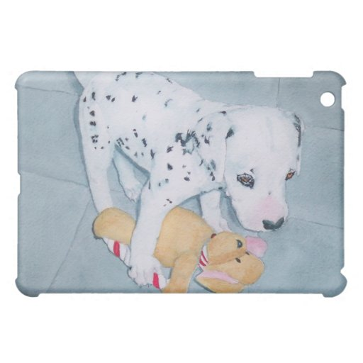 Roxie the Dalmatian Pup iPad Mini Cases