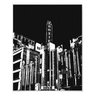 Roxie Theater Photographic Print
