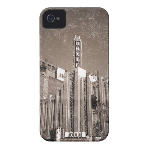 Roxie Theatre Case-Mate Blackberry Case