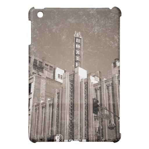 Roxie Theatre iPad Mini Case