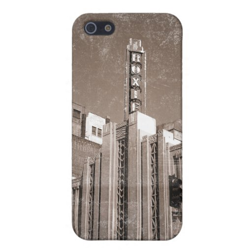 Roxie Theatre iPhone 5 Case